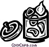 Vector Clipart graphic  of an Assorted Confectionery