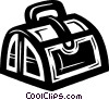 doctor's bag Vector Clipart graphic