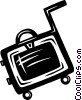 luggage Vector Clip Art picture