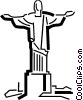 Vector Clipart picture  of a Brazil