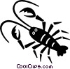 lobster Vector Clipart illustration