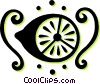 lemon Vector Clipart picture