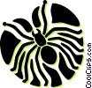 spider Vector Clip Art graphic