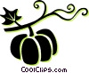 pumpkin Vector Clip Art graphic