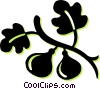 leaves Vector Clipart picture
