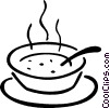 soup Vector Clipart image