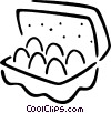 eggs Vector Clipart picture
