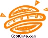 hot dog Vector Clip Art picture