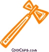 reflex hammer Vector Clip Art graphic