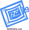 medical clipboard Vector Clipart picture