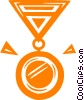 medal Vector Clipart illustration