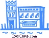 European building Vector Clip Art image
