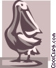 pelican Vector Clipart image