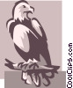 hawk Vector Clip Art graphic