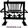 loom Vector Clipart illustration