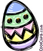 Easter egg Vector Clipart picture
