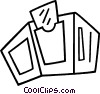 wallet Vector Clip Art picture