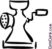 meat grinder Vector Clipart picture
