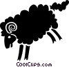 ram Vector Clipart illustration