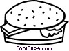hamburger Vector Clip Art picture