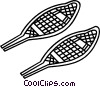 snowshoes Vector Clipart picture