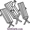 Vector Clipart graphic  of a table