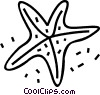 starfish Vector Clip Art picture