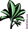 mangrove Vector Clip Art graphic
