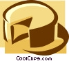cheese Vector Clip Art graphic