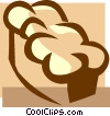 bread Vector Clipart graphic