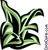 Vector Clip Art picture  of a hellebore