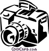 camera Vector Clipart graphic