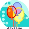 balloons Vector Clip Art picture