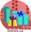 presents Vector Clipart picture