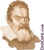 Vector Clip Art graphic  of a Galileo