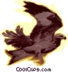 eagle Vector Clip Art graphic