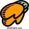 mittens Vector Clip Art picture