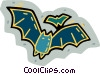bats Vector Clipart illustration