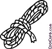 rope Vector Clipart illustration