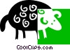 sheep Vector Clip Art picture