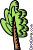 Vector Clip Art picture  of a tree