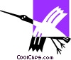 Vector Clipart illustration  of a crane
