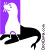 seal Vector Clipart picture