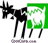 goat Vector Clipart picture