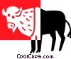 buffalo Vector Clip Art picture