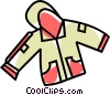 coat Vector Clipart picture