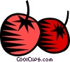 red tomato Vector Clip Art picture