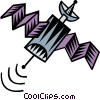 satellites Vector Clip Art picture