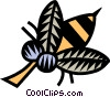 wasp Vector Clip Art picture