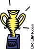 trophy Vector Clipart picture